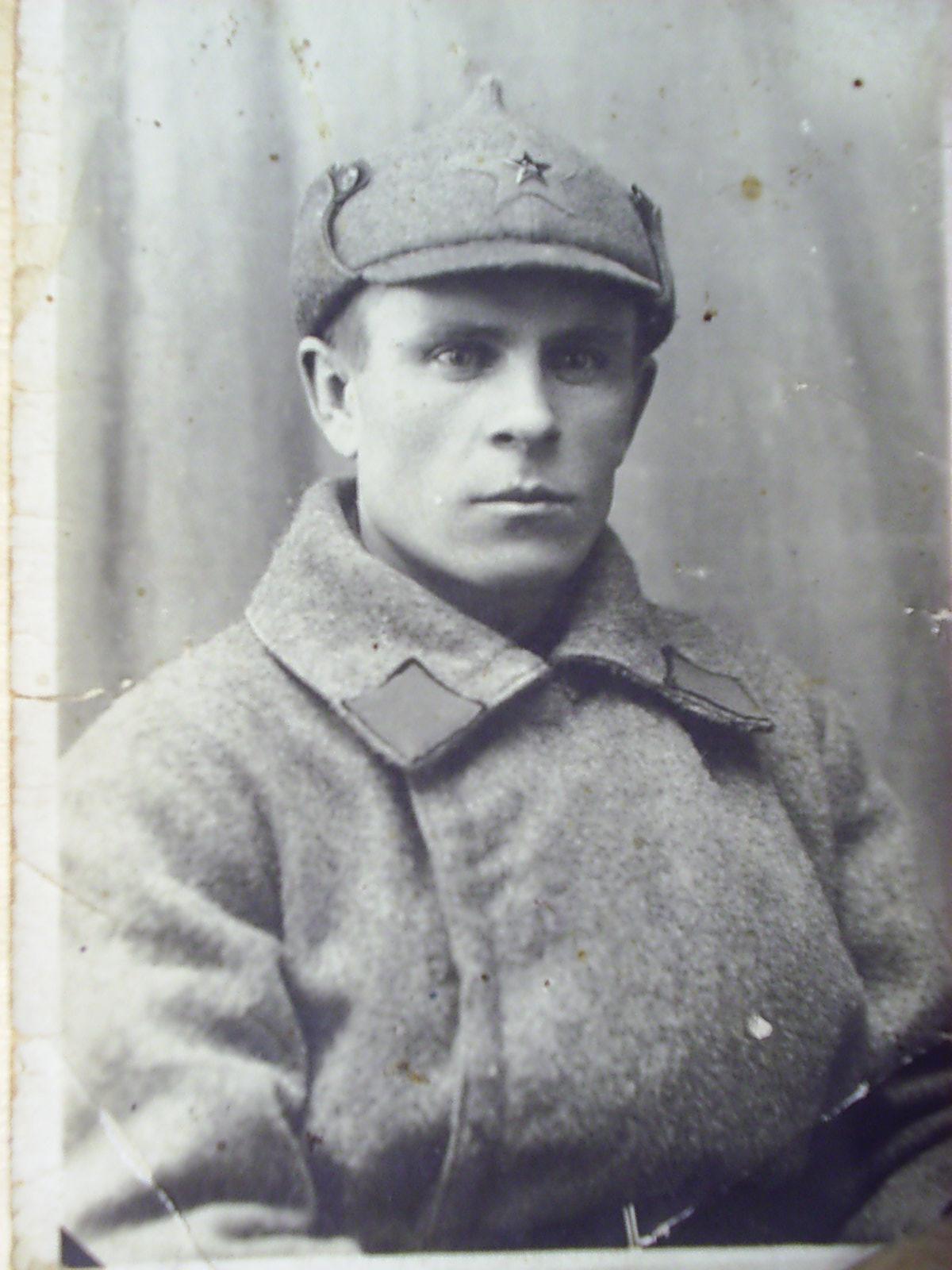 Иван Максимов 1933г